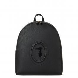 Trussardi Zaino Lisbona Medium Black - 1