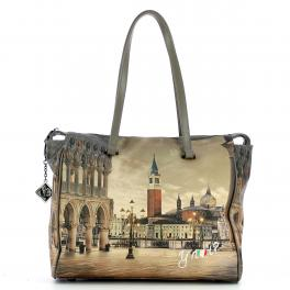 Y Not Shopping Bag San Marco - 1